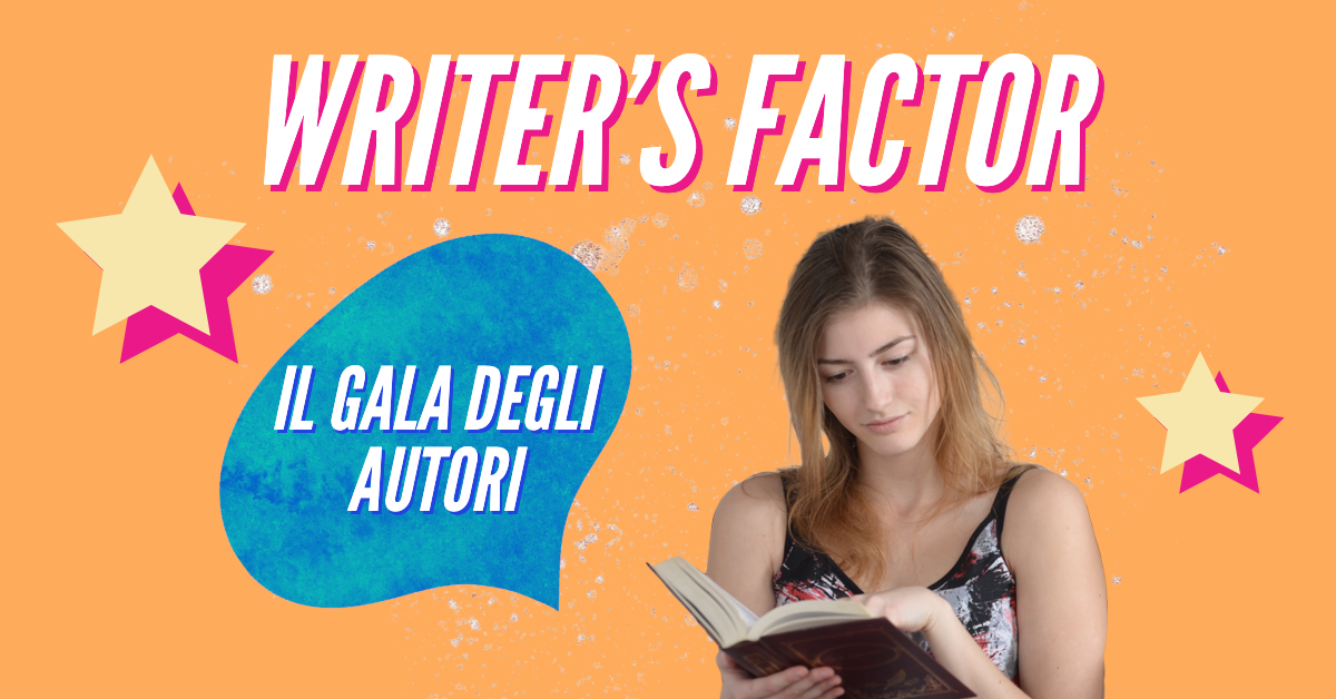 Writer's Factor 2022 – Partecipa